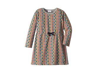 Toobydoo Tie Waist Dress (Toddler/Little Kids/Big Kids)