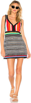 Diane von Furstenberg Fitted Sweater Dress