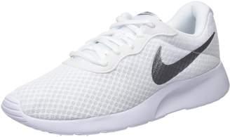 Nike Women's Tanjun SE Black/Black/Anthracite/White Running Shoe 9.5 Women US
