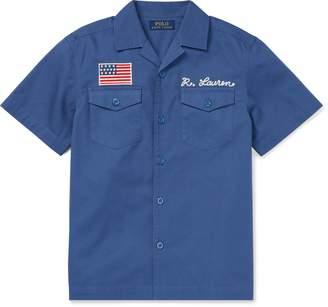 Ralph Lauren Ralph's Garage Cotton Shirt