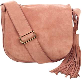 A.L.C. Pink Suede Handbags