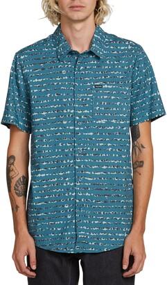Volcom Dot Stone Woven Shirt