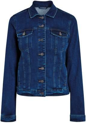 Next Womens Dark Blue Denim Jacket