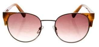 Sunday Somewhere Sunita Round Sunglasses