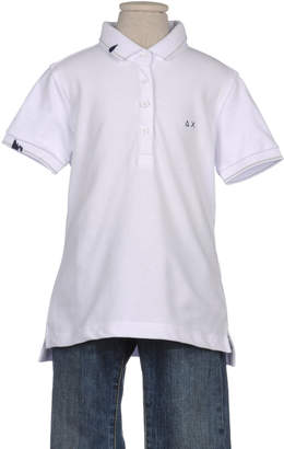 Sun 68 Polo shirts - Item 37410084CG