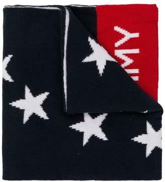 Tommy Hilfiger Junior star logo scarf