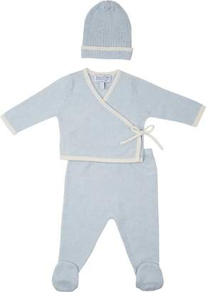 Baby CZ Three-Piece Take-Me-Home Set