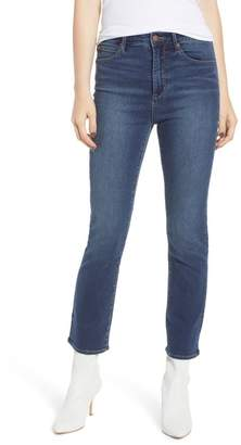 Leith High Waist Crop Flare Jeans