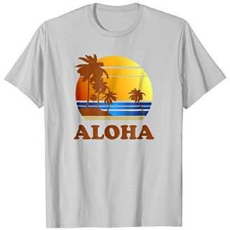 Vintage Hawaiian Islands Aloha T Shirt Family Vacation