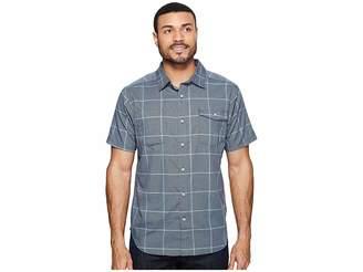 Mountain Hardwear Landis Short Sleeve Shirt Men's Short Sleeve Button Up