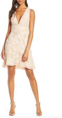 Adelyn Rae Hazel Lace Dress