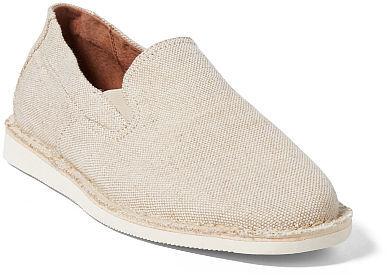 Polo Ralph LaurenPolo Ralph Lauren Bardene Burlap Slip-On Sneaker