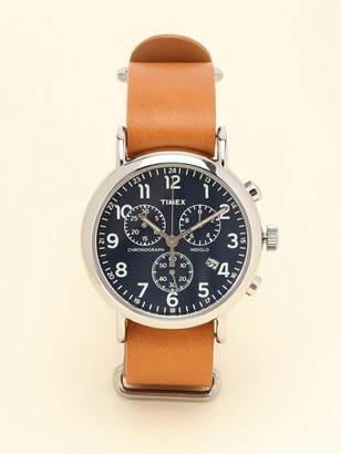 Timex (タイメックス) - BEAMS BOY TIMEX / ウィークエンダー クロノグラフ Brown/Navy タイメックス 腕時計 レディース ビームス ウイメン ファッショングッズ