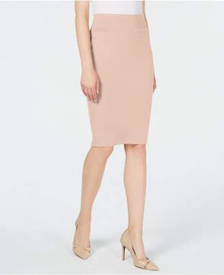 Thalia Sodi Scuba Pencil Skirt