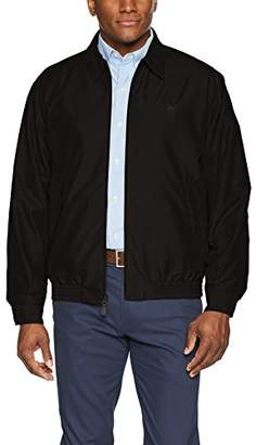 Chaps Men's Classic Fit Full-Zip Microfiber Jacket