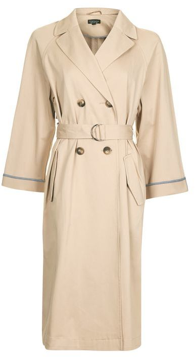 Topshop Topshop Relaxed trench coat