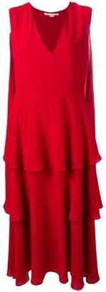Stella McCartney tiered midi dress