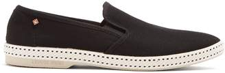Rivieras Classic 10 canvas loafers