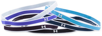 Under Armour 6-Pk. Mini Headbands $9.99 thestylecure.com