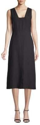 Isabel Marant Silk Apron Dress
