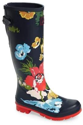Joules Ajusta Rain Boot