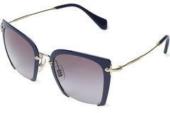 Miu MiuMiu Miu Oversize Square Sunglasses