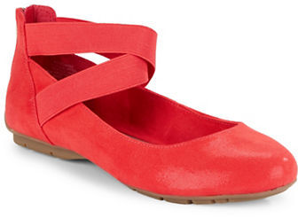 Anne KleinAnne Klein Itcanbe Ankle-Strap Flats
