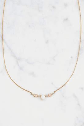 Tai 3 Stone Necklace