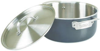 Viking Hard Anodized Stainless Steel Dutch Oven