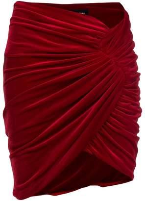 Alexandre Vauthier fitted short skirt