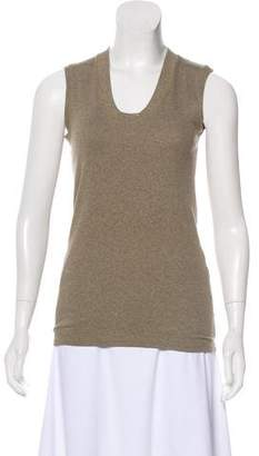Brunello Cucinelli Monili Sleeveless Top
