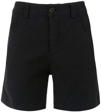 OSKLEN textured bermuda shorts