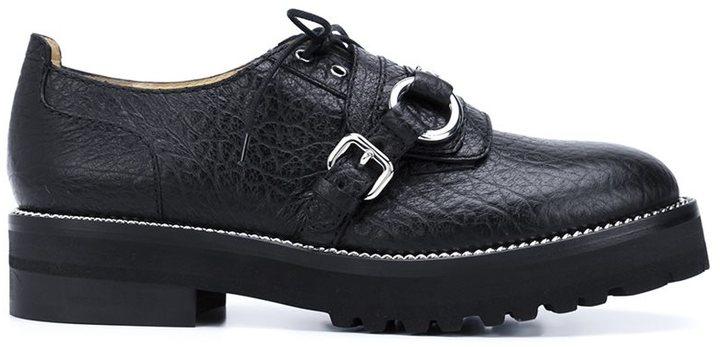 MoschinoMoschino monk strap shoes