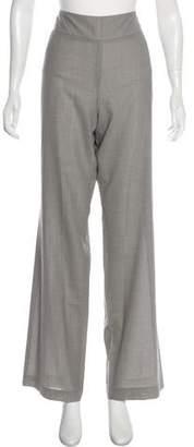 Akris Wool Skinny Pants