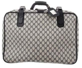 Gucci Vintage GG Plus Suitcase w/ Tags