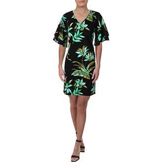 Just Cavalli Womens Jacquard Dress