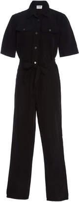 Frame Belted Jumpsuit