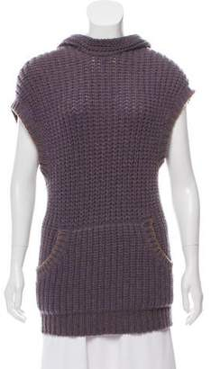 Brunello Cucinelli Sleeveless Cashmere Sweater