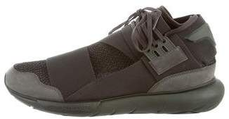 Y-3 Qasa High Knit Sneakers w/ Tags