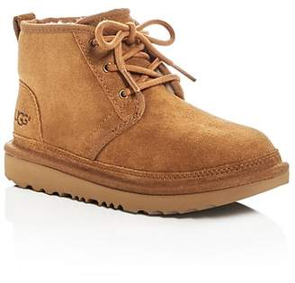 UGG Boys' Neumel II Suede Boots - Little Kid, Big Kid