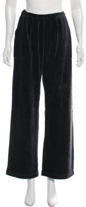 Sonia Rykiel High-Rise Casual Pants