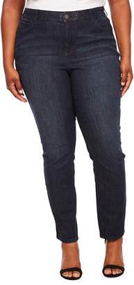 16eb1efcbe591 Liz Claiborne Plus Size Jeans - ShopStyle