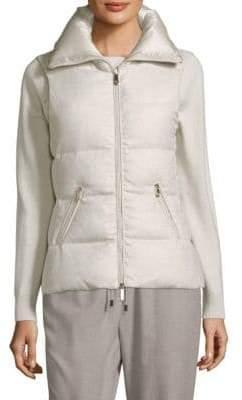 Peserico Puffer Vest