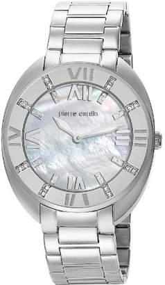 Pierre Cardin Women's Quartz Watch Levant Grande PC105272F07 with Metal Strap