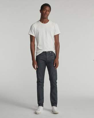 Rag & Bone Fit 2 in coated blue