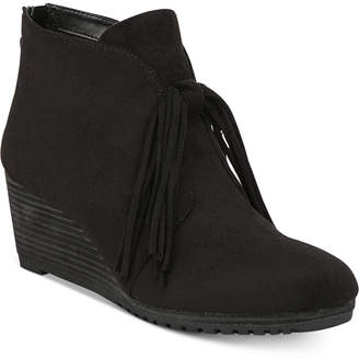 Dr. Scholl's Classify Wedge Booties Women's Shoes