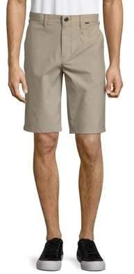Howe Striped Dri-Fit Shorts