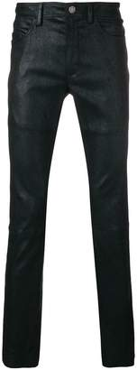 Drome slim fit trousers