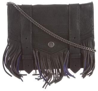 Proenza Schouler PS1 Fringe Chain Wallet