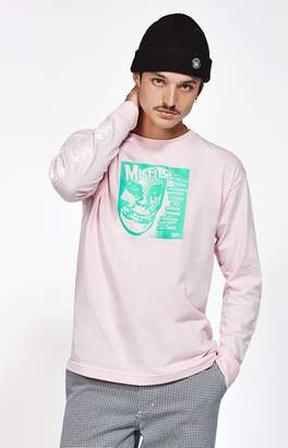 Obey x Misfits Cover Long Sleeve T-Shirt